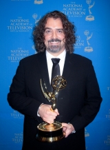 Adam Berry wins Emmy Award for Outstanding Original Song
