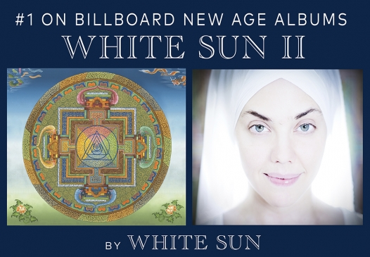 White Sun II, the second album that Adam Berry produced with the band White Sun, hit #1 on Billboard's New Age Chart and #2 on Billboard's World Chart.