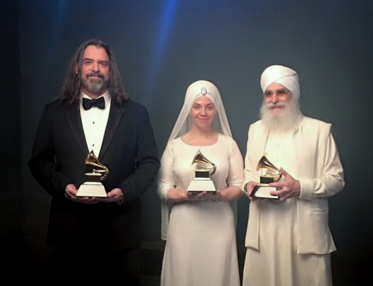 On Sunday, February 12, 2017, White Sun won the GRAMMY for Best New Age Album after being nominated alonside a stellar field of artists that included Enya and Vangelis. Adam is both producer and band member.
