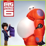 Adam Begins Working on Big Hero 6