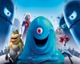 Adam Scores Dreamworks/Nickelodeon's Monsters vs Aliens